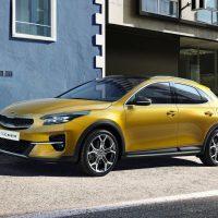 Описание автомобиля Kia XCeed 2019 - 2020