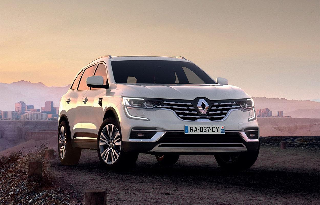23409 Описание автомобиля Renault Koleos 2019 - 2020