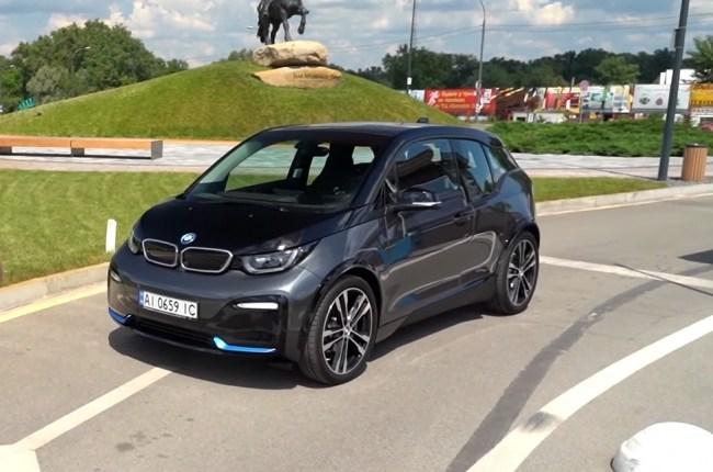BMW i3s – самый быстрый бюджетный электромобиль. BMW i3s (I01)