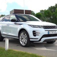 Новый Range Rover Evoque - еще больше пафоса и вальяжности. Land Rover Range Rover Evoque