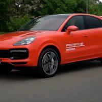 23144 Porsche Cayenne Coupe – динамика почти как у Lamborghini, а цена Audi. Porsche Cayenne Coupe