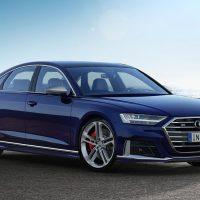 23657 Описание автомобиля Audi S8 2019 - 2020