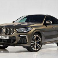 Описание автомобиля BMW X6 G06 2019 - 2020