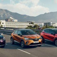 Описание автомобиля Renault Captur 2019 - 2020