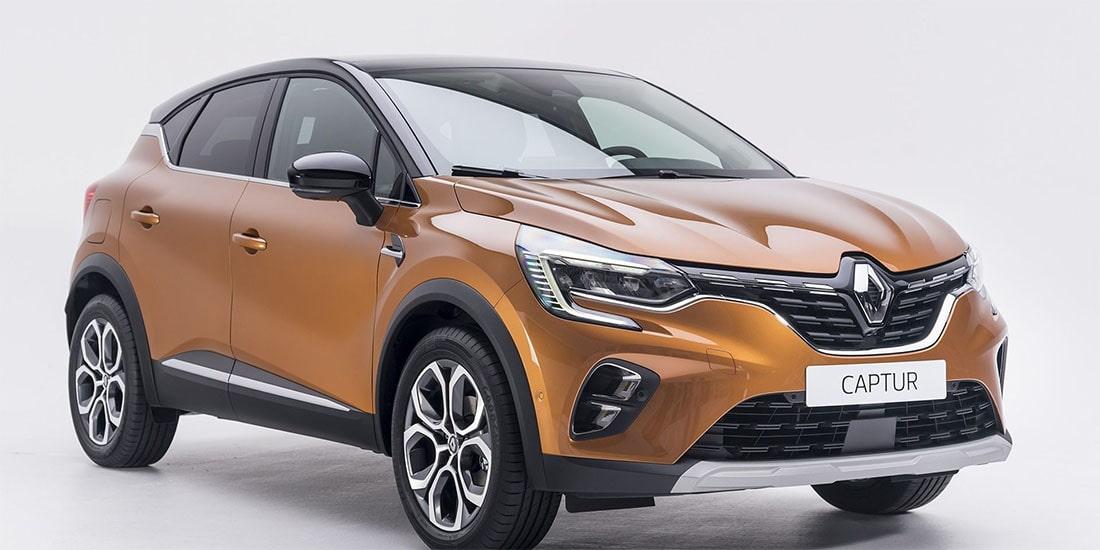 Описание автомобиля Renault Captur 2019 – 2020
