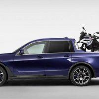 23697 Описание автомобиля BMW X7 Pick-up 2019 - 2020