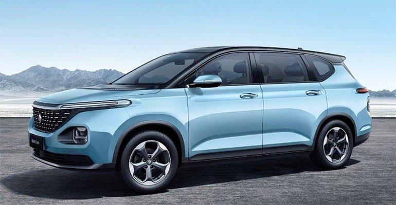23738 Описание автомобиля Baojun RM-5 2019 - 2020
