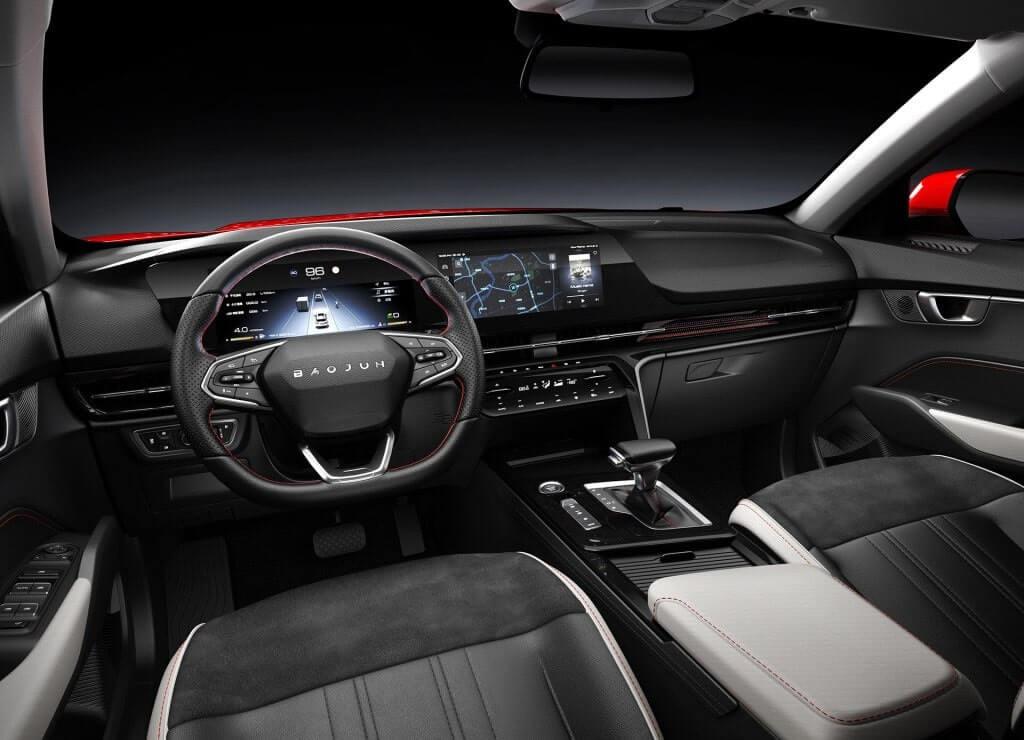 Описание автомобиля Baojun RC-6 2019 – 2020