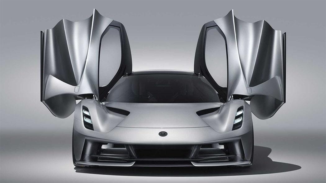 23787 Описание автомобиля Lotus Evija 2019 - 2020