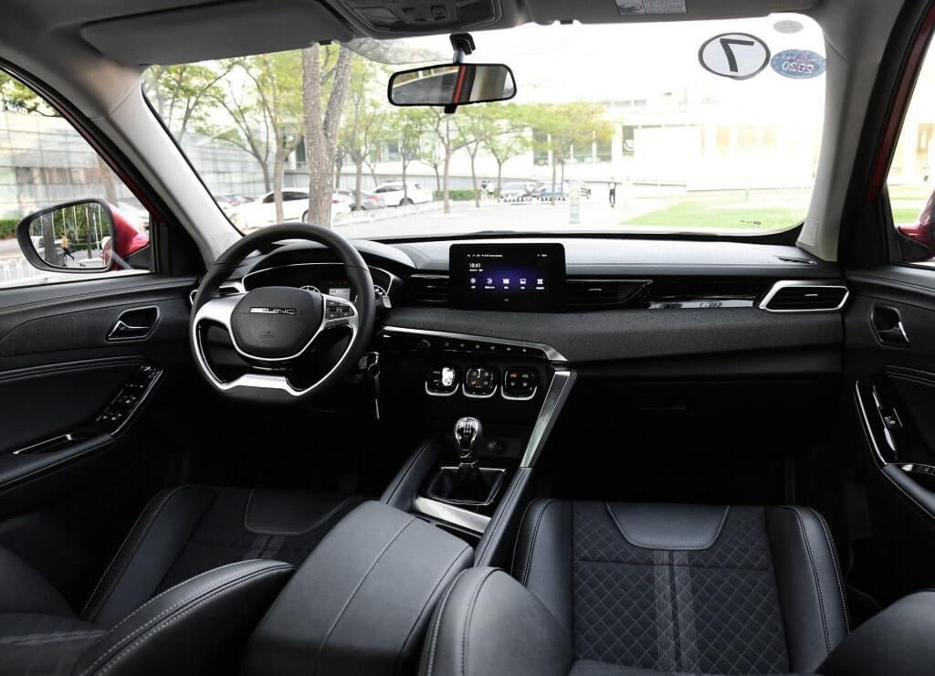 Описание автомобиля Beijing Auto Zhida X3 2019 – 2020