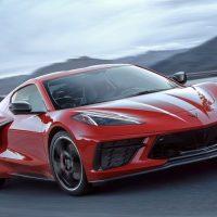 23798 Описание автомобиля Chevrolet Corvette C8 Stingray 2020