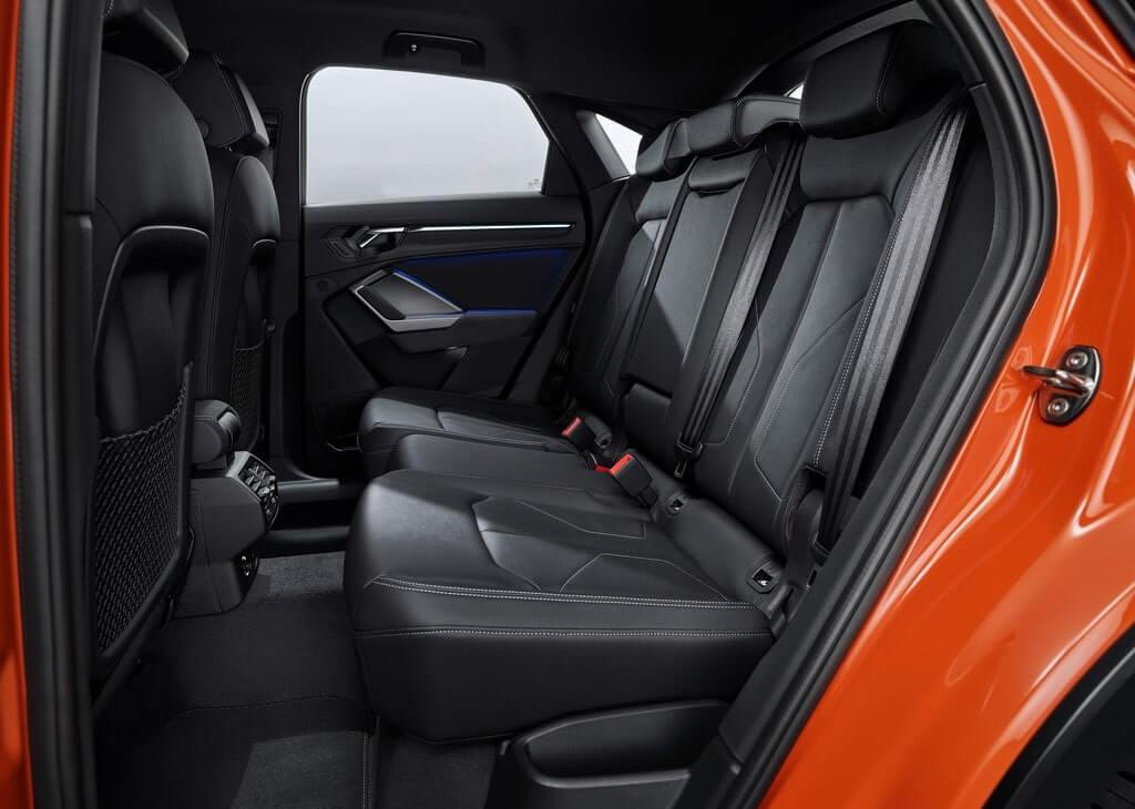 Описание автомобиля Audi Q3 Sportback 2019 – 2020