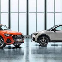 Описание автомобиля Audi Q3 Sportback 2019 - 2020