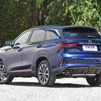 23838 Описание автомобиля Changan CS75 Plus 2019