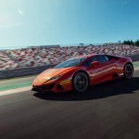 День грома. Lamborghini Huracan EVO