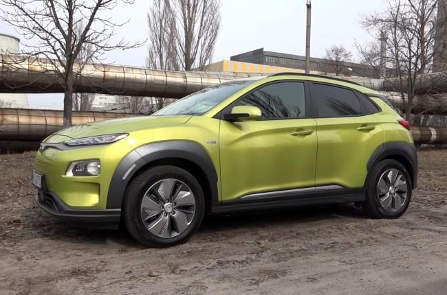 23627 Hyundai Kona Electric – динамика спорткара и выбор батареи для своих потребностей. Hyundai Kona Electric