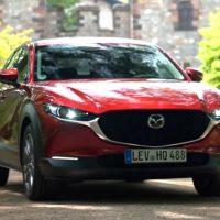 Mazda CX-30: лучший салон в классе, но недостатки в динамике. Mazda CX-30
