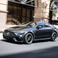 23767 Mercedes-AMG GT 4-Door Coupe оказался... пятиместным суперкаром. Mercedes AMG GT 4-Door Coupe (X290)