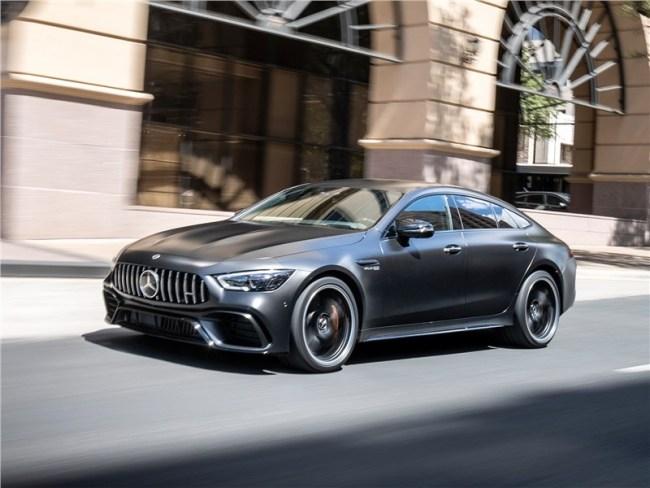 Mercedes-AMG GT 4-Door Coupe оказался… пятиместным суперкаром. Mercedes AMG GT 4-Door Coupe (X290)