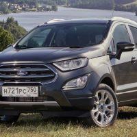 23773 Свет, камера, мотор. Ford EcoSport