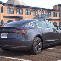 23615 Tesla Model 3 – неужели она лучше чем люксовые немцы?. Tesla Model 3