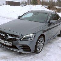 23814 Запах женщины. Mercedes C-Class Coupe (С205)