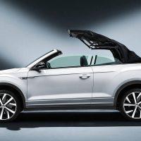 Описание автомобиля Volkswagen T-Roc Cabriolet 2019