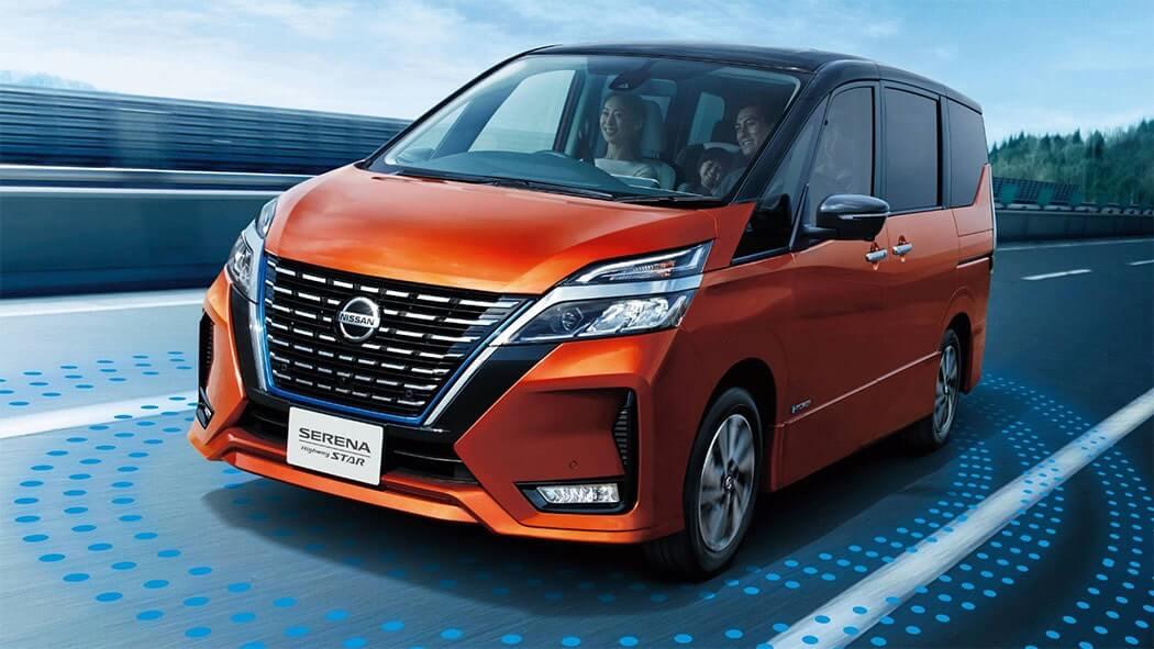 Описание автомобиля Nissan Serena (C27) 2019