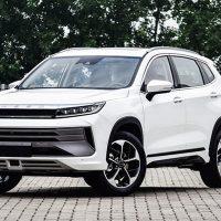 23924 Описание автомобиля Exeed LX 2019