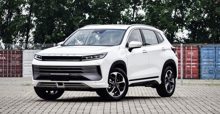 Описание автомобиля Exeed LX 2019