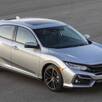 23930 Описание автомобиля Honda Civic Hatchback 2019 - 2020