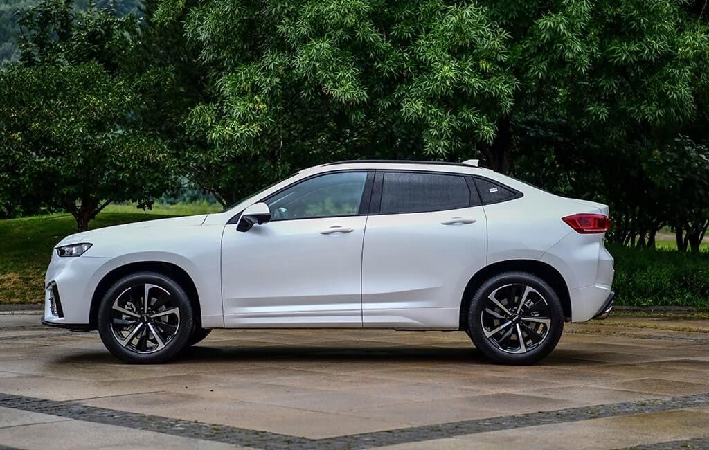 Описание автомобиля WEY VV7 GT 2019 — 2020