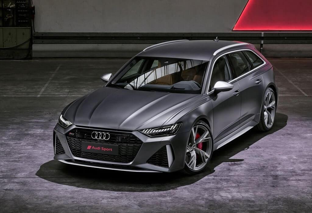 Описание автомобиля Audi RS6 Avant 2019 – 2020