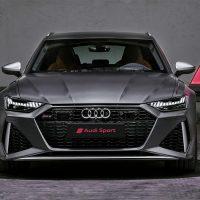 23979 Описание автомобиля Audi RS6 Avant 2019 - 2020