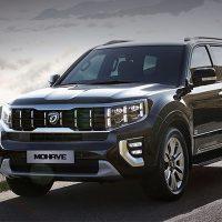 Описание автомобиля Kia Mohave 2019 - 2020