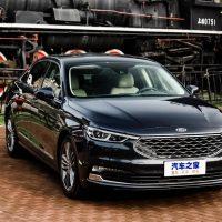 Описание автомобиля Ford Taurus 2019 - 2020