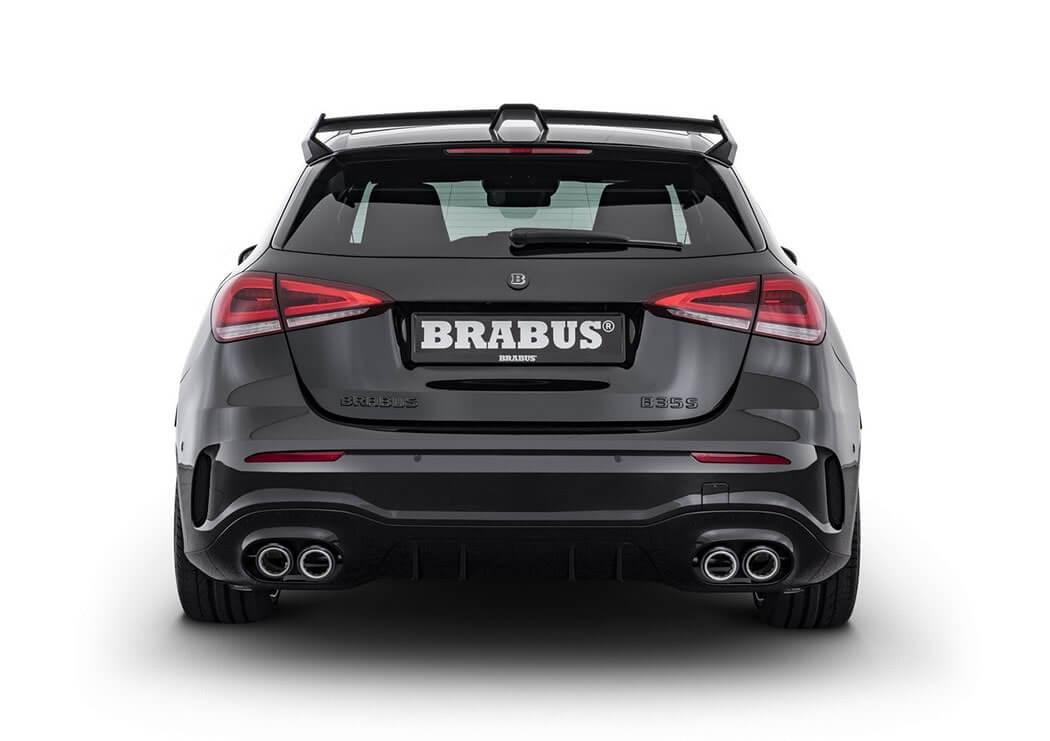 Описание автомобиля Brabus B 35 S 2019