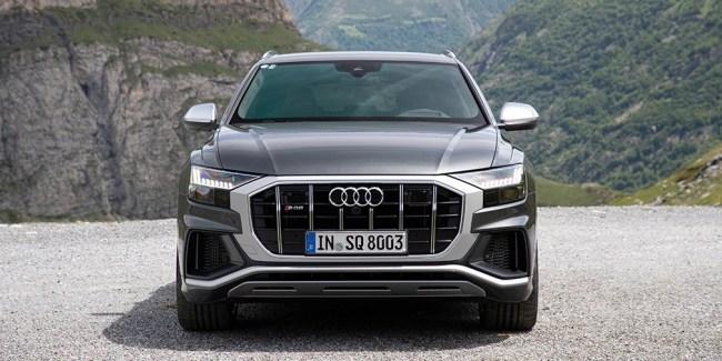 Хороший конец. Audi SQ8