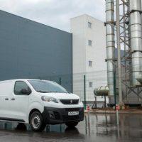 23965 Мечта гастарбайтера. Peugeot Expert Fourgon