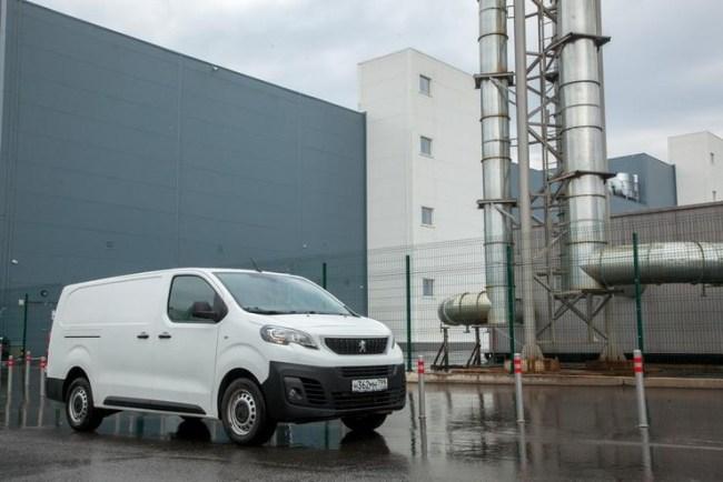 Мечта гастарбайтера. Peugeot Expert Fourgon