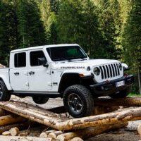 23855 Сорвало крышу. Jeep Gladiator