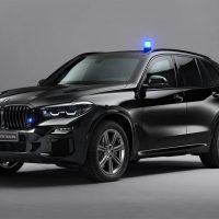 24024 Описание автомобиля BMW X5 Protection VR6 2020