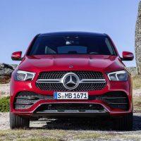Описание автомобиля Mercedes GLE Coupe 2020
