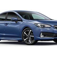Описание автомобиля Subaru Impreza 2020