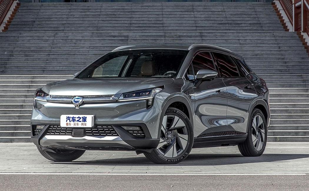 Описание автомобиля GAC Aion LX 2019 – 2020