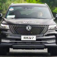 Описание автомобиля Dongfeng ix7 2019 - 2020