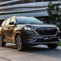 24078 Описание автомобиля Changan Oshan X7 2019
