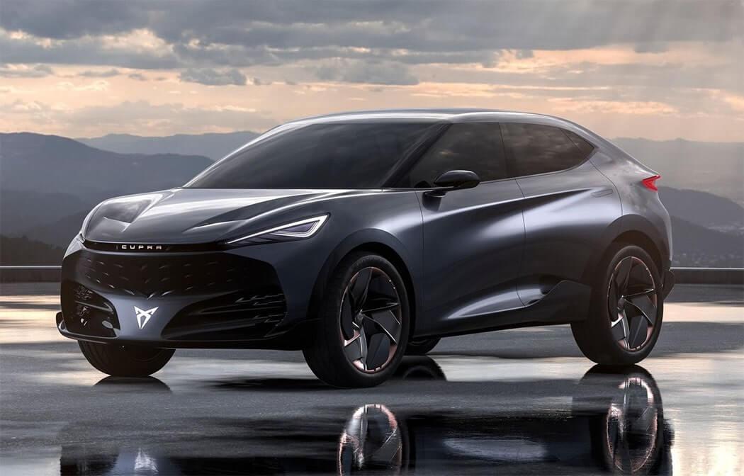 Описание автомобиля Cupra Tavascan 2019