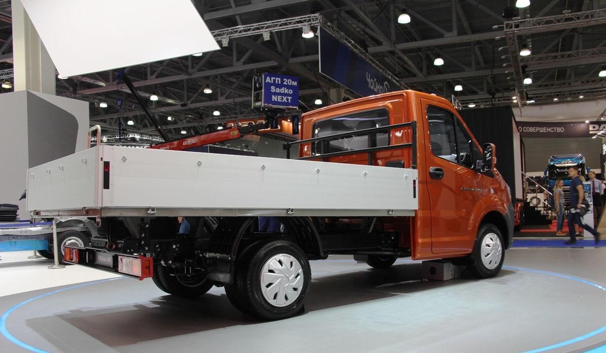 Описание автомобиля ГАЗель New Next 2020 – 2021