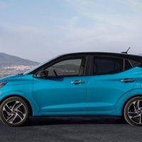 Описание автомобиля Hyundai i10 2019 - 2020